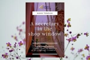 Книга Ханс ТенДам Секретарь в витрине магазина 300_200